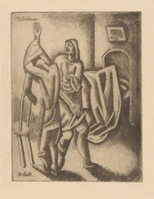 The Bedroom, 1925
