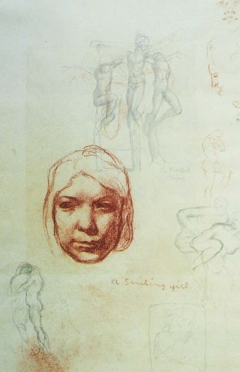 Head of a Girl and Other Studies