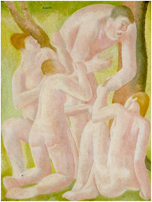 The Judgement of Paris, c.1925