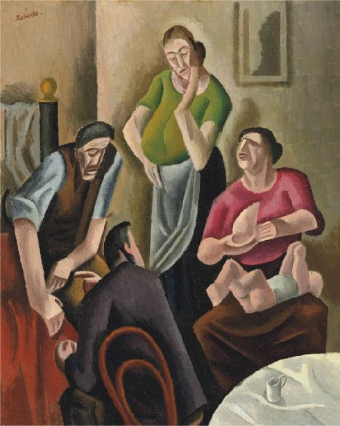 The Poor Family, 1923