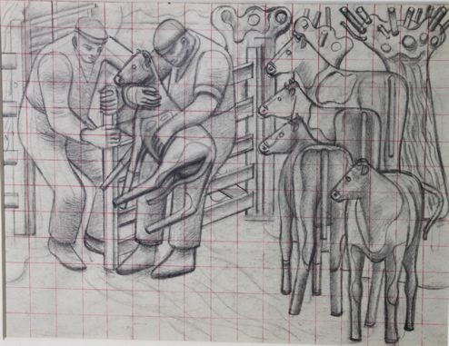 Selecting Calves -- study