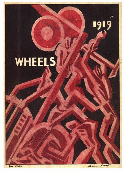 Wheels 1919 cover
